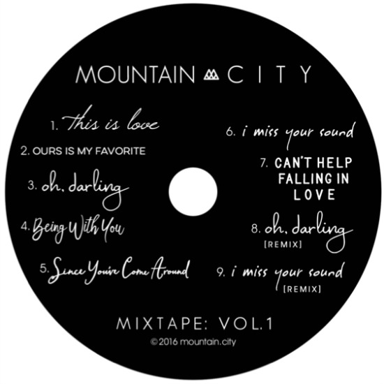 You asked for it: MountainCity to Release CD