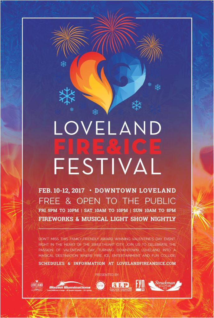 MountainCity to Perform on Main Stage at Loveland's Fire and Ice Festival in February