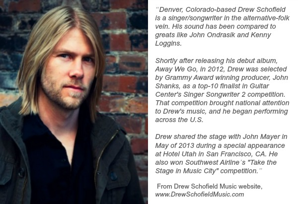 MountainCity Welcomes Drew Schofield to FB Live