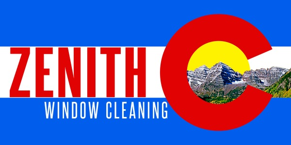 MountainCity Recommends Zenith Window Cleaning!