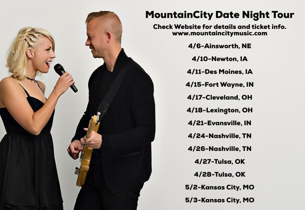 MOUNTAINCITY on Tour Now!